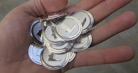 【仮想通貨】Litecoin(銀のライトコイン)3倍近く上昇|静かな地固めをしてきた仮想通貨アルトコイン