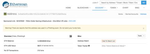 【仮想通貨】167億円を調達したBancorのICO参加者をターゲットとしたスキャムで600,000ドルの被害