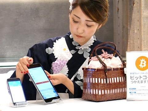 【仮想通貨】丸井グループがビットコイン決済を試験導入