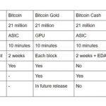 【仮想通貨】ビットコインは将来4つに分裂するらしいけど本当なのww?