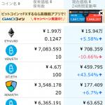 【仮想通貨】朗報!!ワイ、仮想通貨で資産を倍にする
