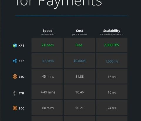 【仮想通貨】仮想通貨NANOがガチで凄い、即時取引(5秒以下)に手数料0円もうこれ他のコイン要らないだろ