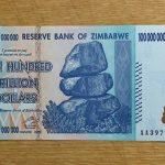 ジンバブエ中央銀行が国内の金融機関に対して仮想通貨禁止を通告・・・