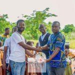 仮想通貨VIPSTARさんの第二回目の寄付がガーナに届く!!