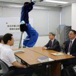 本日の一部報道(韓国政府担当課長による記者説明)について12日に開催された、輸出管理に関する経済産業省担当課長による韓国側担当課長への事務的説明について、一部報道において、韓国側が、「きのうは4時間以上、韓国側の立場と主張を伝えた