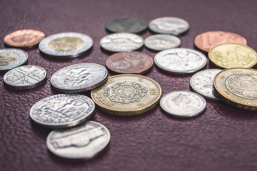 国内では珍しい通貨も