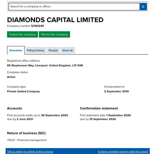 diamondscapitalweb