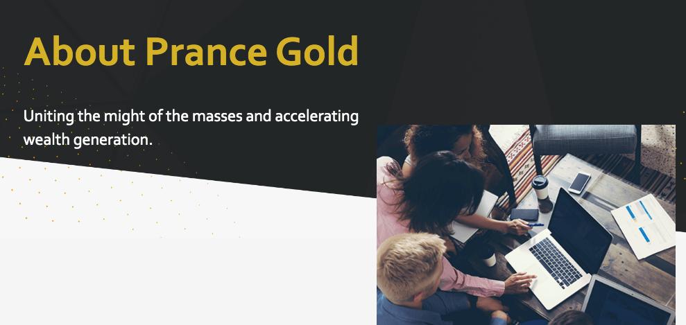 Prance Gold